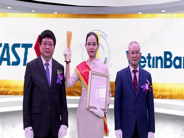VietinBank eFAST vinh dự lần thứ 2 được bình chọn danh hiệu Sao Khuê