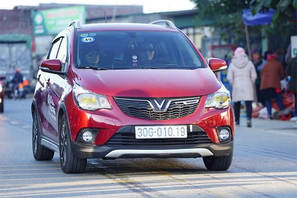 Mỗi tháng 4 triệu đồng, chưa bao giờ người Việt sở hữu ô tô dễ dàng đến thế