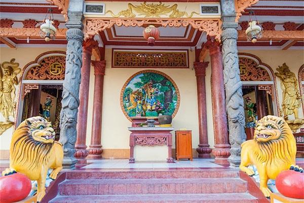 Có gì ở điểm đến linh thiêng nhất Nam Bộ? ảnh 4