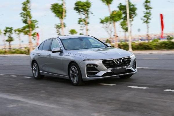 Trong tháng 5/2020, chỉ riêng dòng xe ô tô VinFast đã bán ra tổng 2.161 chiếc
