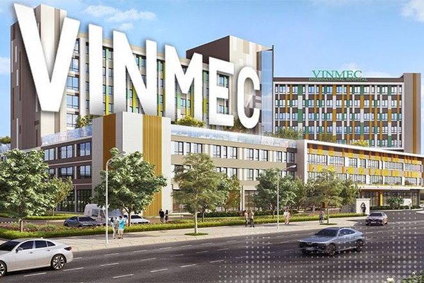Bệnh viện đa khoa quốc tế Vinmec với những trang thiết bị tối tân, đội ngũ bác sỹ có trình độ chuyên môn cao