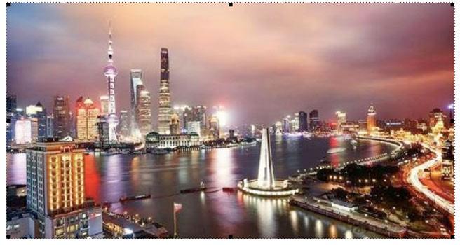 Thượng Hải nổi tiếng với các đại đô thị dành cho giới thượng lưu (Ảnh: Internet)