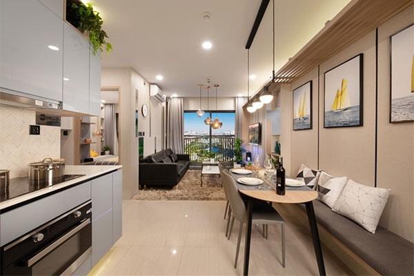 Giấc mơ sở hữu căn hộ tiện nghi trong một KĐT đẳng cấp được hiện hữu hoá nhờ chính sách ưu đãi hấp dẫn