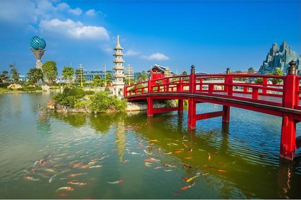 Công viên Nhật Bản Zen Park