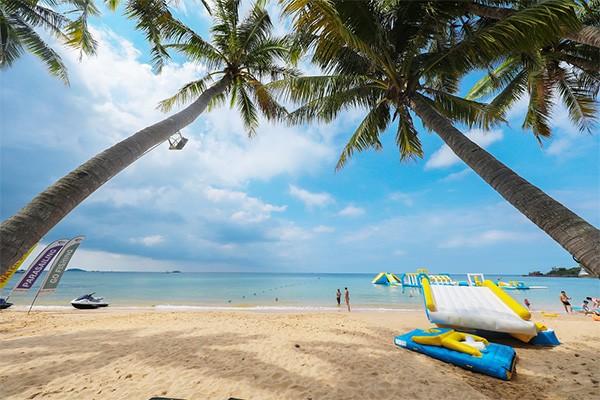 Phú Quốc: Tận hưởng mùa hè chất đến từng giây