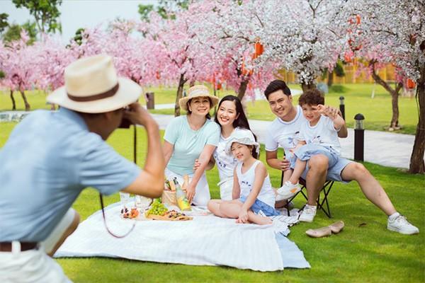 """Cuộc sống đẳng cấp tại """"thành phố quốc tế"""" với đa dạng trải nghiệm gắn kết gia đình"""