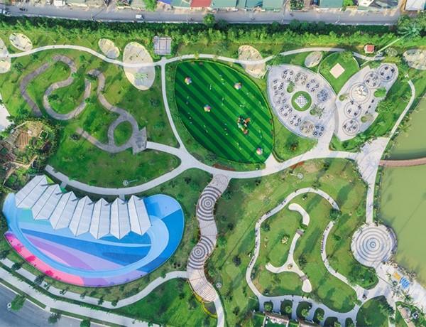 Không chỉ sở hữu căn hộ tiện nghi, cư dân Vinhomes Smart City còn sở hữu một cuộc sống đáng mơ ước từ hệ sinh thái đẳng cấp đồng bộ
