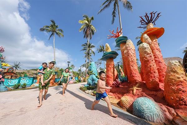 Đang băn khoăn săn 'món chính' trong 'bữa tiệc' du lịch mùa hè- chọn ngay Phú Quốc, sao phải nghĩ?