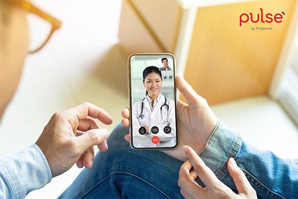 Tư vấn sức khỏe miễn phí với bác sĩ trực tuyến trên ứng dụng Pulse by Prudential ảnh 2