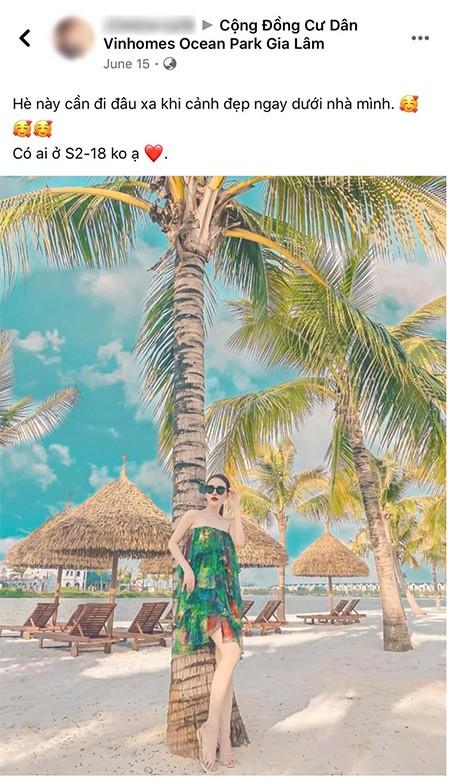 """Khó tin nhưng có thật: """"Kỳ nghỉ hè ở biển"""" giữa lòng Hà Nội"""