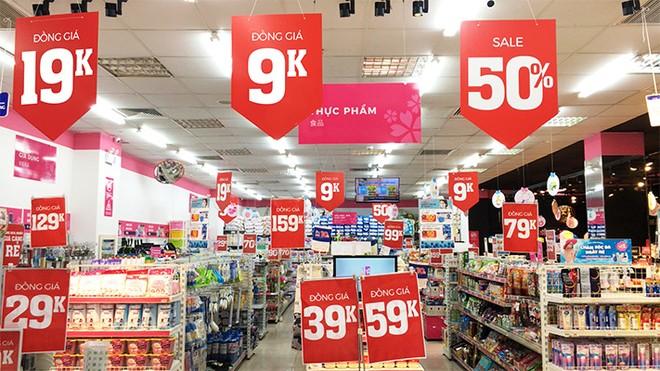 Trợ giá hơn 100.000 sản phẩm Nhật nội địa trên toàn hệ thống
