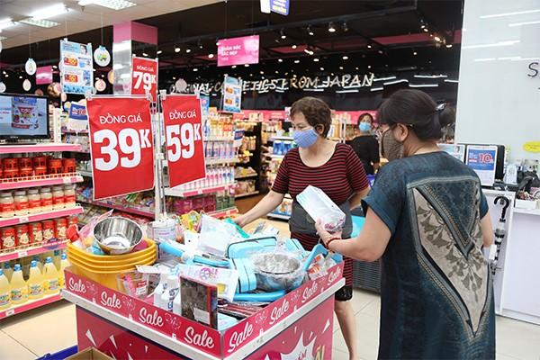 """Sắm hàng Nhật nội địa giá cực """"mềm"""" giúp người tiêu dùng tiết kiệm chi tiêu"""