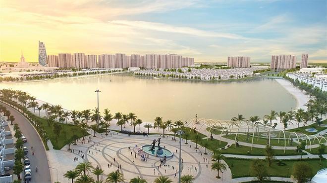 Vinhomes hiện là công ty phát triển bất động sản lớn nhất Việt Nam với giá trị thương hiệu được Forbes Việt Nam đánh giá là 413 triệu USD