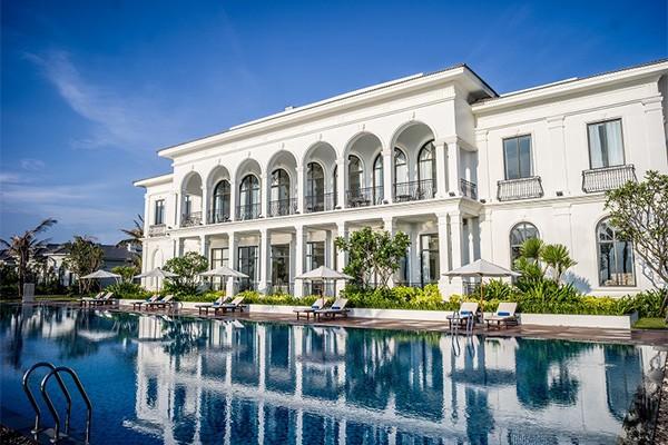 Vinpearl Resort & Spa Long Beach Nha Trang - ốc đảo xanh tuyệt đẹp bên bờ vịnh Cam Ranh