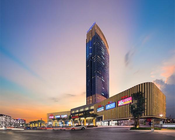 Khách sạn nội đô Vinpearl Hotel Imperia Hải Phòng là điểm đến được đông đảo du khách lựa chọn tại thành phố Hoa phượng đỏ