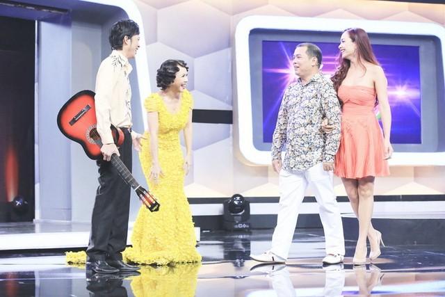 Minh Khang - Thúy Hạnh xin Hoài Linh, Việt Hương nhường chiến thắng ảnh 5