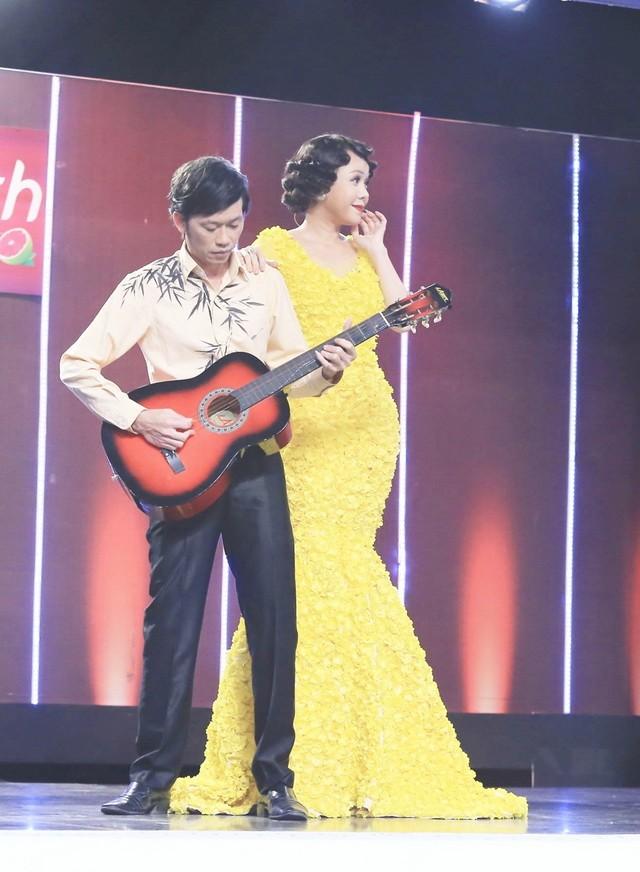 Minh Khang - Thúy Hạnh xin Hoài Linh, Việt Hương nhường chiến thắng ảnh 2