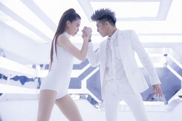 """Hồ Ngọc Hà - Noo Phước Thịnh đã có sản phẩm tái hợp đầy ấn tượng. MV này cũng là một trong những MV được """"nữ hoàng nhạc dance"""" ưu ái dành chi phí """"khủng"""" để thực hiện"""