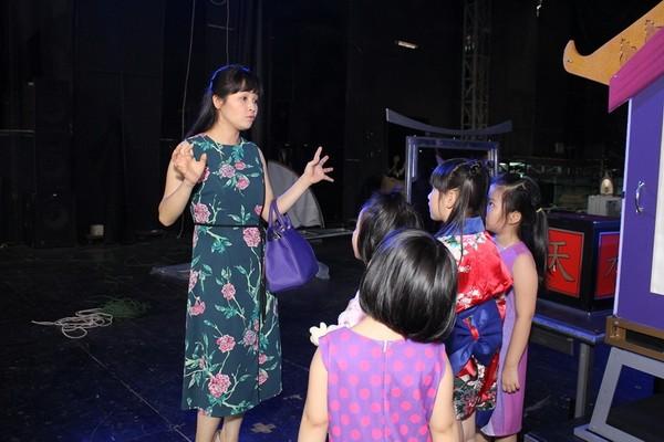 Á quân Vietnam's got talent Bích Ngọc đáng yêu trong trang phục kimono ảnh 4