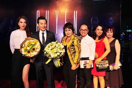 Trương Ngọc Ánh mừng Trần Bảo Sơn ra mắt vai diễn đầy ấn tượng ảnh 3