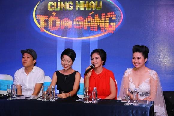 """Diễn viên Việt Trinh xuất hiện trở lại trong """"Cùng nhau tỏa sáng"""" ảnh 1"""