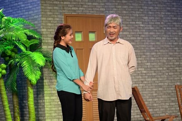 """Chồng """"hoa hậu hài"""" Thu Trang trở thành """"kẻ tham lam"""", """"bắt"""" Lê Khánh làm... nô tỳ ảnh 2"""