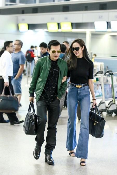 """Cặp đôi phim """"Quyên"""" Trần Bảo Sơn - Vũ Ngọc Anh lên đường dự liên hoan phim Busan ảnh 2"""