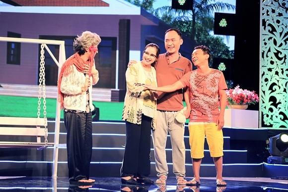 """Thu Trang trở thành """"mẹ vợ"""" của chồng mình - nghệ sĩ Tiến Luật ảnh 7"""
