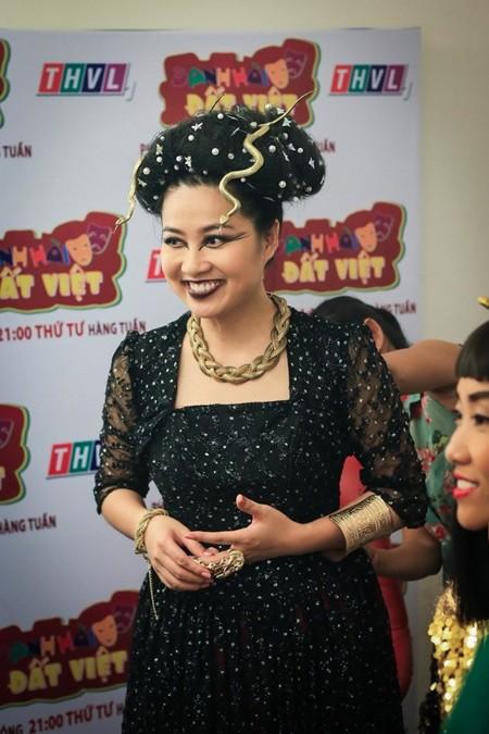 Đoan Trang tạo hình nữ hoàng Ai Cập, Lê Khánh làm nữ cận thần ảnh 4