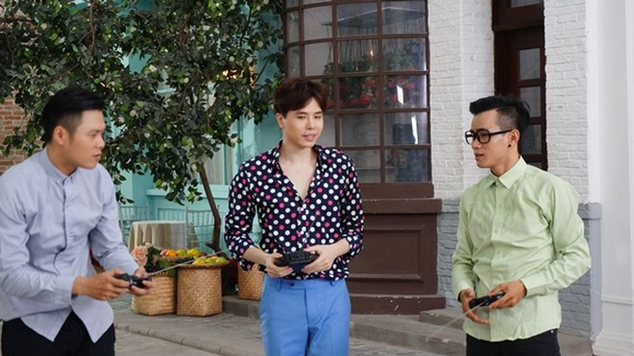 Trịnh Thăng Bình hài hước, đáng yêu trong MV mới ảnh 1