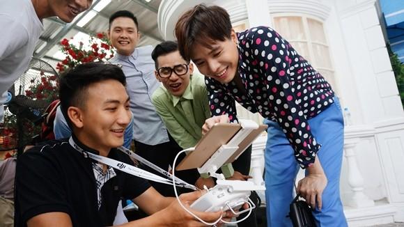 Trịnh Thăng Bình hài hước, đáng yêu trong MV mới ảnh 3