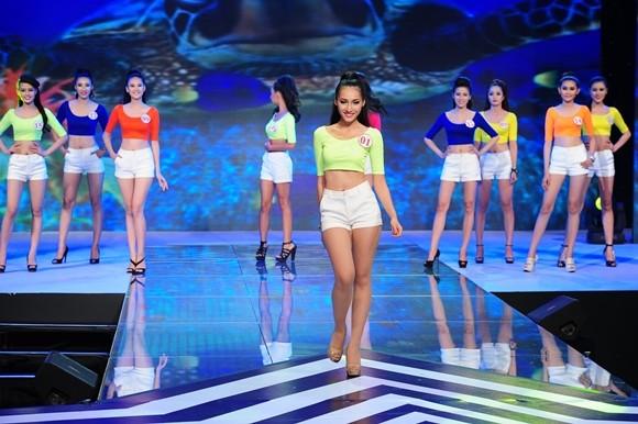 Siêu mẫu Việt Nam 2015 khởi động vòng sơ tuyển toàn quốc ảnh 2