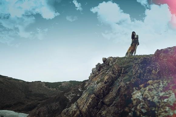 Hồ Ngọc Hà quyến rũ và cực chất trong thiên nhiên hoang sơ ảnh 8