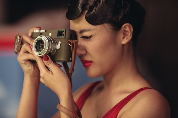 Văn Mai Hương lạ lẫm trong hình tượng nàng Monalisa ảnh 2
