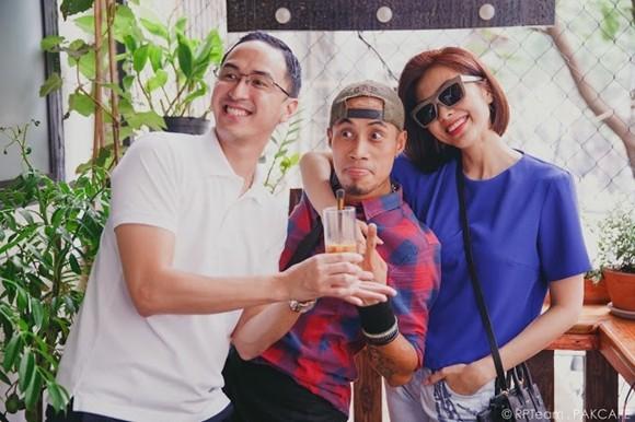 Vợ chồngTăng Thanh Hà mừng rỡ Phạm Anh Khoa lên chức ông chủ ảnh 4
