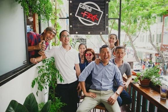 Vợ chồngTăng Thanh Hà mừng rỡ Phạm Anh Khoa lên chức ông chủ ảnh 7
