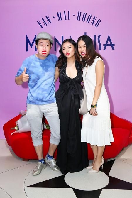 """Văn Mai Hương chính thức ra mắt MV """"Mona Lisa"""" ảnh 4"""