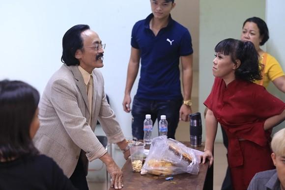 Trấn Thành bất ngờ tiết lộ thần tượng Việt Hương thuở mới vào nghề ảnh 7