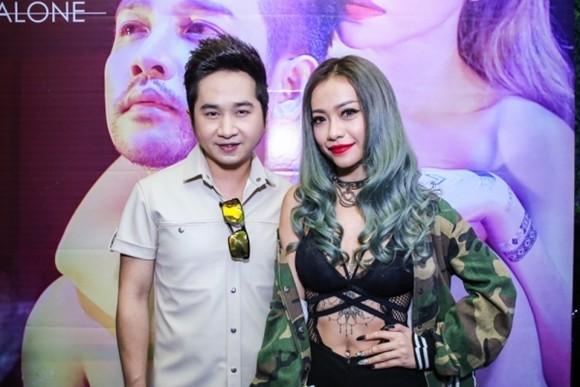 Hoài Lâm bất ngờ khi thấy nữ ca sĩ Mi-a thay đổi hình ảnh mạnh mẽ, cá tính ảnh 4