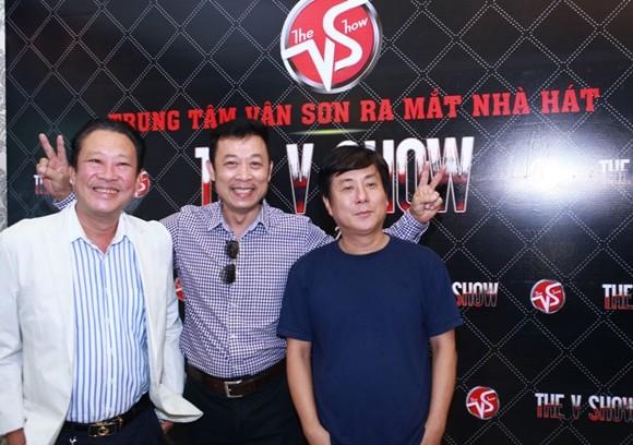 """Danh hài Vân Sơn ra mắt nhà hát """"The V Show"""" tại TP Hồ Chí Minh ảnh 3"""