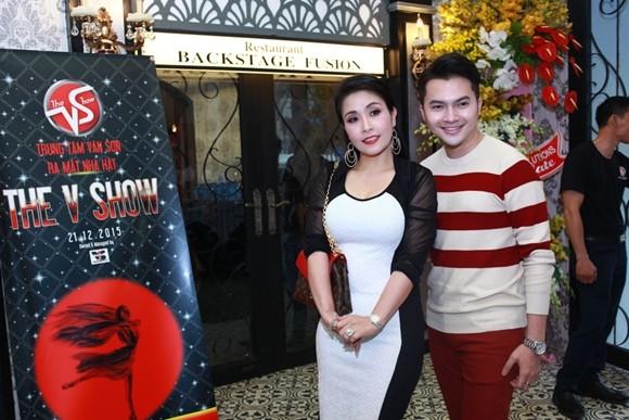 """Danh hài Vân Sơn ra mắt nhà hát """"The V Show"""" tại TP Hồ Chí Minh ảnh 2"""