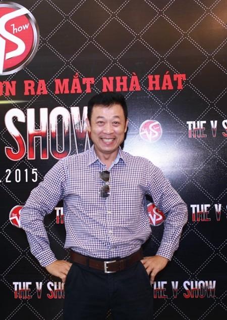 """Danh hài Vân Sơn ra mắt nhà hát """"The V Show"""" tại TP Hồ Chí Minh ảnh 1"""