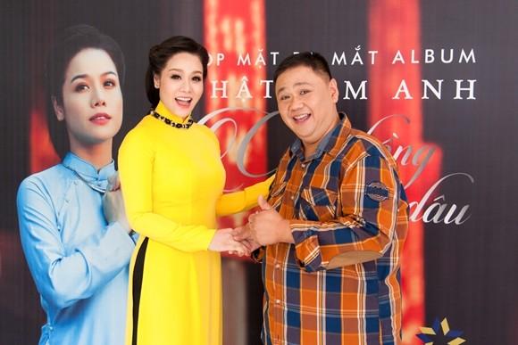 """Nhật Kim Anh ra mắt album """"Cha chồng nàng dâu"""" ảnh 3"""