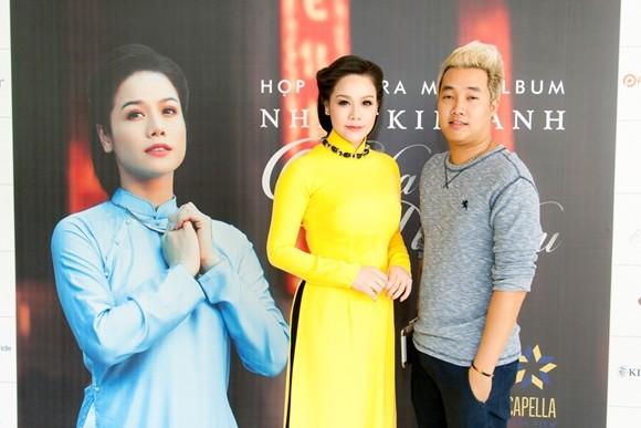 """Nhật Kim Anh ra mắt album """"Cha chồng nàng dâu"""" ảnh 4"""