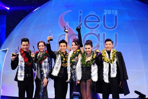 Á khôi Khả Trang và người mẫu trẻ Tuấn Anh đăng quang Siêu mẫu Việt Nam 2015 ảnh 1