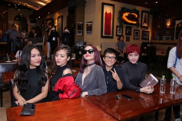 Phương Ly, MLee tham gia diễn chính trong phim sitcom mới ảnh 9
