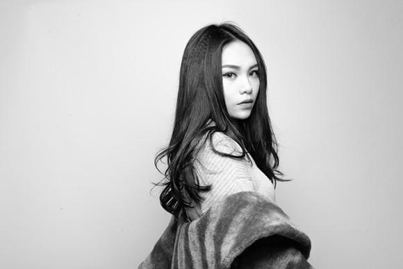 Vũ Thảo My nữ tính trong album mùa đông ảnh 8