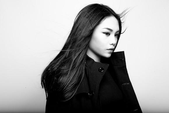 Vũ Thảo My nữ tính trong album mùa đông ảnh 6