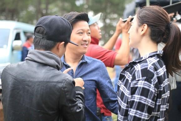 """Angela Phương Trinh sẽ """"cặp kè"""" cùng Trường Giang trong phim hành trình """"Taxi, em tên gì?"""" ảnh 9"""