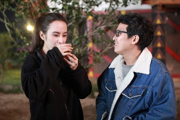 """Angela Phương Trinh sẽ """"cặp kè"""" cùng Trường Giang trong phim hành trình """"Taxi, em tên gì?"""" ảnh 7"""